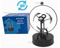Маятник - вечный двигатель Дельфины