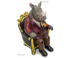 """Статуэтка """"Босс носорог"""""""