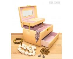 Шкатулка для ювелирных украшений Valise 058CREME