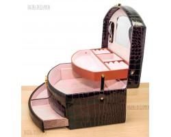 Шкатулка для ювелирных украшений Valise 057coffie