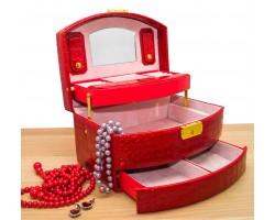 Шкатулка для ювелирных украшений Valise 057 CORAL