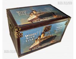"Сундуки комплект (4 штуки) ""Корабли"""