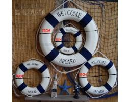 Спасательный круг 45см декоративный
