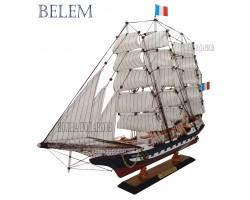 Модель корабля BELEM, 50см, дерево