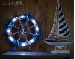 Модель яхты 59см