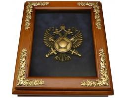 "Ключница ""СВР"" 29х34 см"
