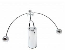 маятник Балансирующий Канатоходец  12 см, металл