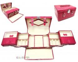 Шкатулка для ювелирных украшений украшений Valise J124D
