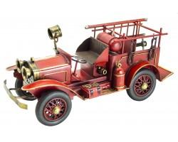 Ретро модель пожарной машины LaFrance Type 48