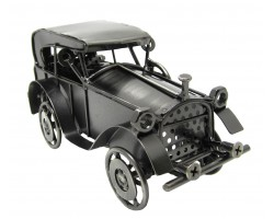 Модель ретро авто из металла