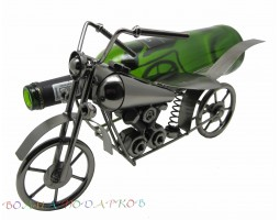 Подставка под бутылку Мотоцикл с коляской