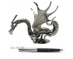 Статуэтка «Дракон»,металл