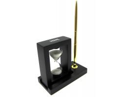 Набор: ручка с песочными часами