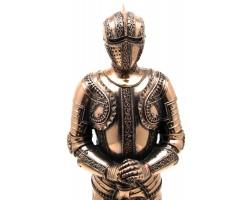 Статуэтка Рыцарь на камин, 38см