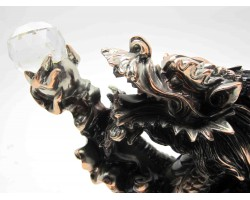 Статуэтка «Дракон с жемчужиной»