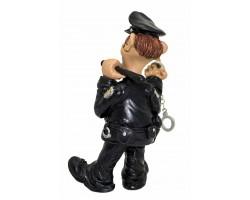 Статуэтка «Полицейский»