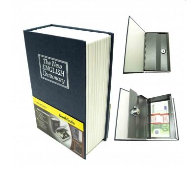 Книга сейф с ключами The new english dictionary  18см