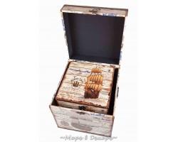 Сундуки морские комплект (3 штуки)