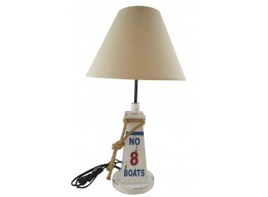 """настольная лампа """"Восьмой причал""""  54см"""