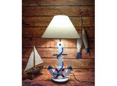 Декоративные деревянные рыбы 28 см (комплект 2шт)