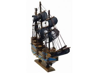 Пиратский корабль декоративная модель 40см