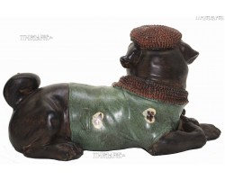 статуэтка Модный мопс