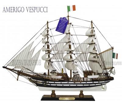 Модель корабля AMERIGO VESPUCCI, 50см, дерево