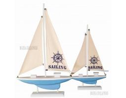 Модель яхты 32 см