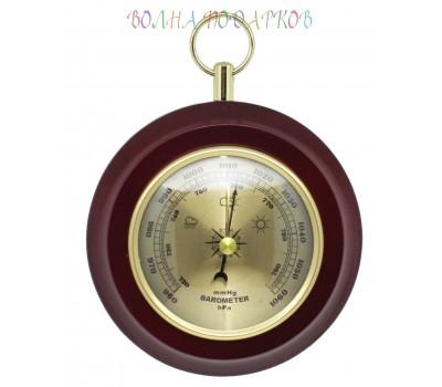 Барометр настенный 13см, кольцо для подвеса