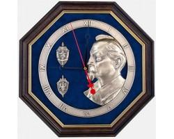 """Часы с символикой """"Феликс"""" 34 cм"""