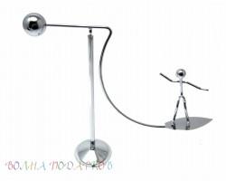 маятник Серфер  16 см, металл