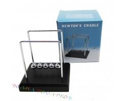Маятник Ньютона малый 9 см