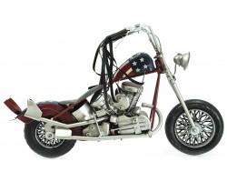 Модель мотоцикла HARLEY DAVIDSON EASY RIDER 1940'S-1950'S