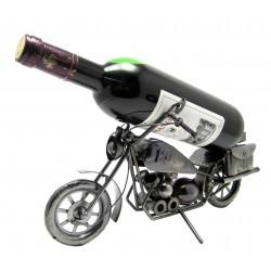 Подставки для бутылок металлические
