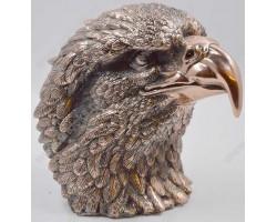 """статуэтка """"Голова орла"""" высота 22 см"""