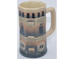 Кружка пивная  «Часовая башня»