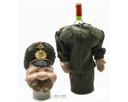 "Подставка-бар для бутылки ""Генерал"""