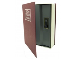 "Книга сейф ""БИЗНЕС""  с кодовым замком  ""The new english dictionary"" | 27см"