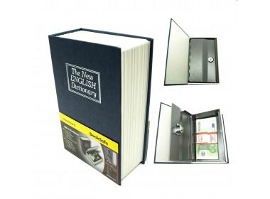 Книга сейф с ключами The new english dictionary| 18см