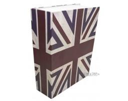 Книга сейф с кодовым замком Britain| 27см